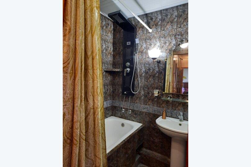 2-комн. квартира, 55 кв.м. на 5 человек, улица Толстого, 17, Новороссийск - Фотография 33