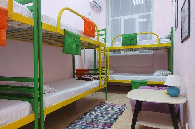 Место в 6-местном номере, улица Маяковского, 5, Севастополь - Фотография 1