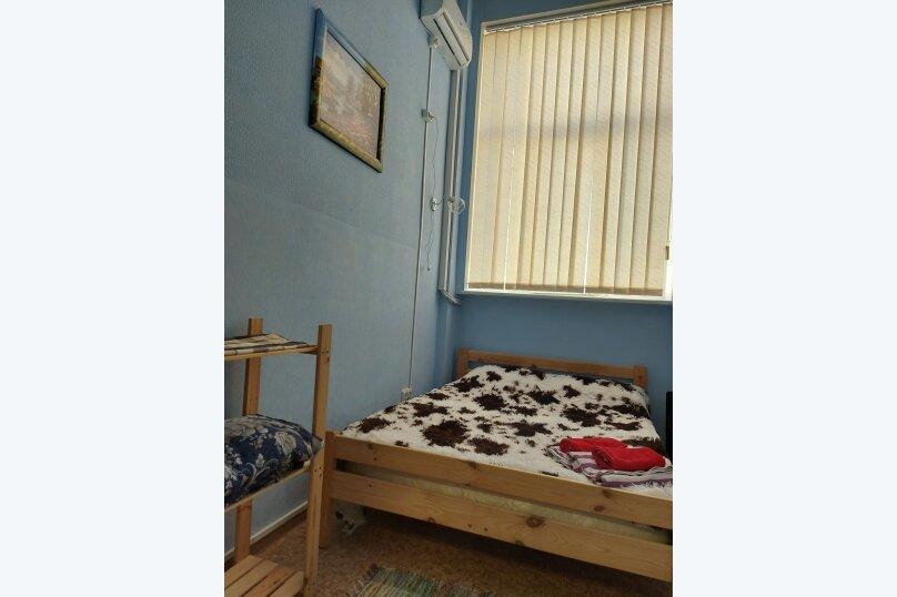 Двухместный номер с широкой кроватью, улица Маяковского, 5, Севастополь - Фотография 1