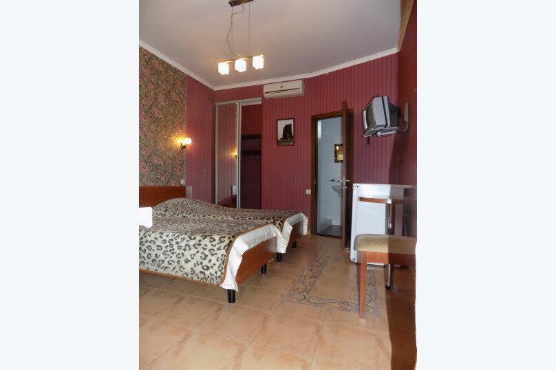 Корпус А 2-комнатная твин до 4 человек, Первомайская улица, 51, Геленджик - Фотография 1