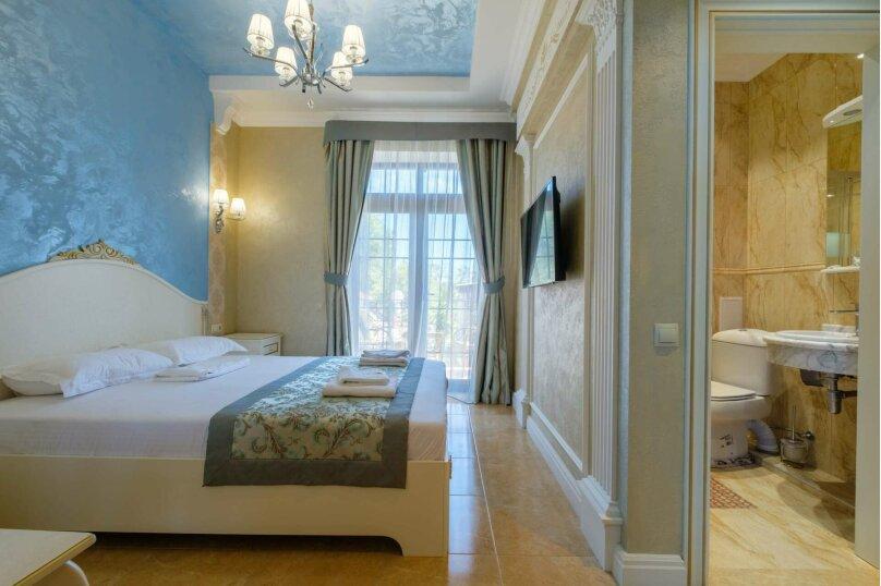 Комфорт двухместный с балконом, улица Первушина, 5А, Феодосия - Фотография 4
