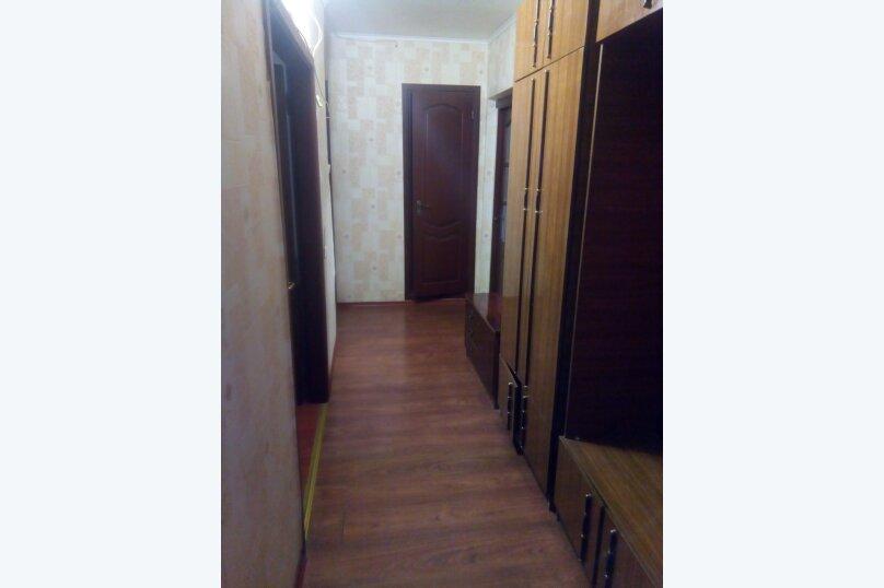 3-комн. квартира, 58 кв.м. на 4 человека, Ковыльная улица, 74, Симферополь - Фотография 2
