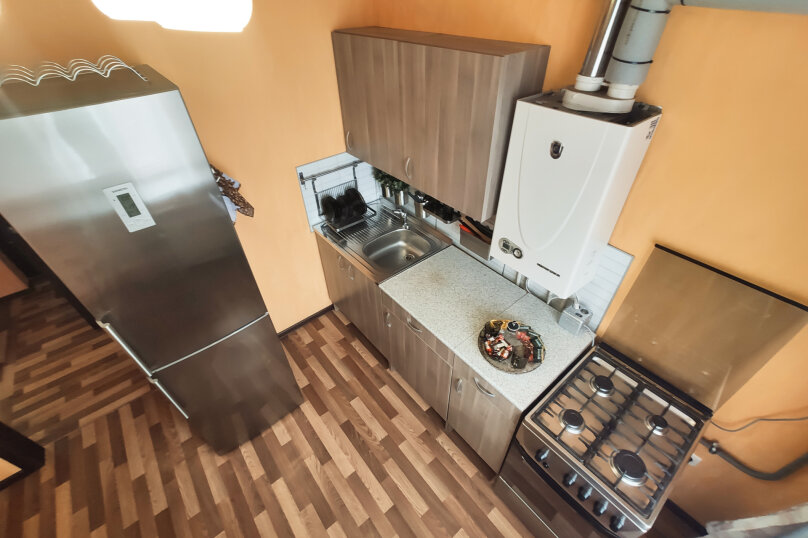 1-комн. квартира, 32 кв.м. на 4 человека, бульвар Ивана Финютина, 40, Самара - Фотография 3