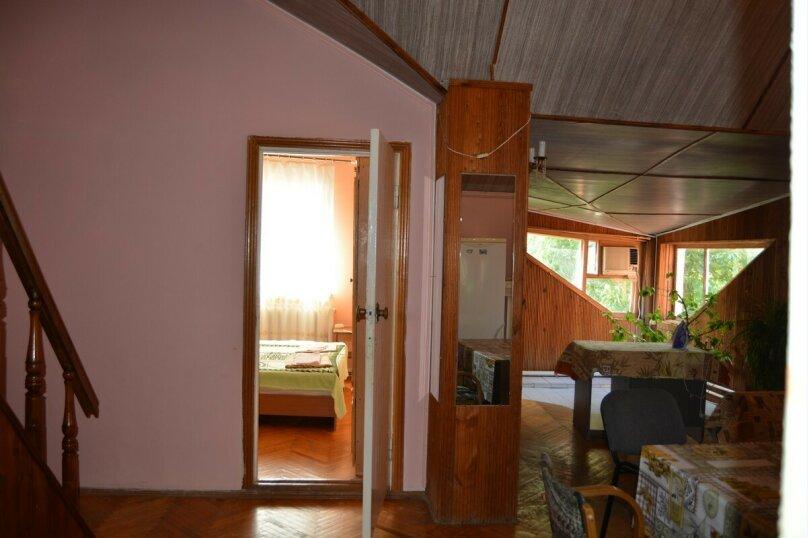 Часть дома в центре города Анапа с отдельным входом, 90 кв.м. на 10 человек, 4 спальни, Терская улица, 21, Анапа - Фотография 16