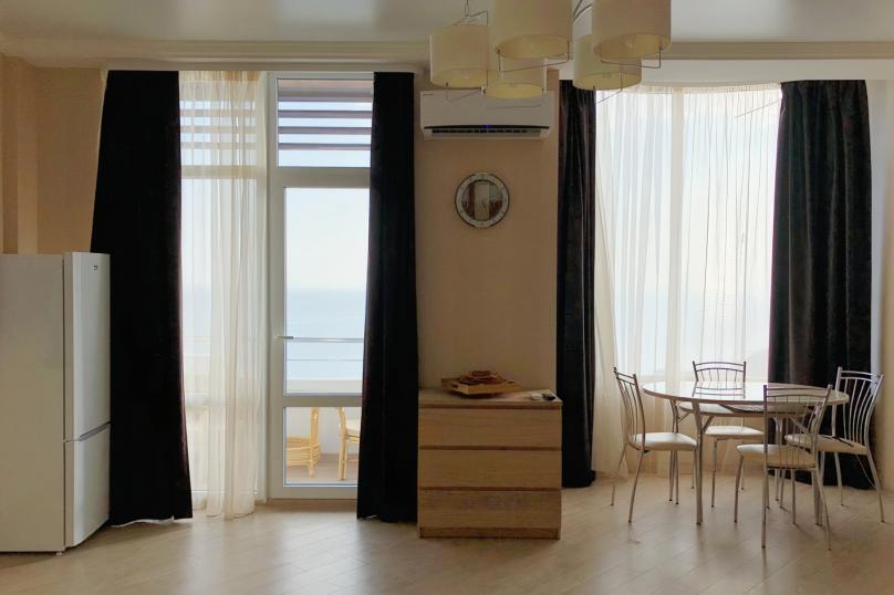 1-комн. квартира, 39.4 кв.м. на 3 человека, Севастопольское шоссе, 52Х, Гаспра - Фотография 3