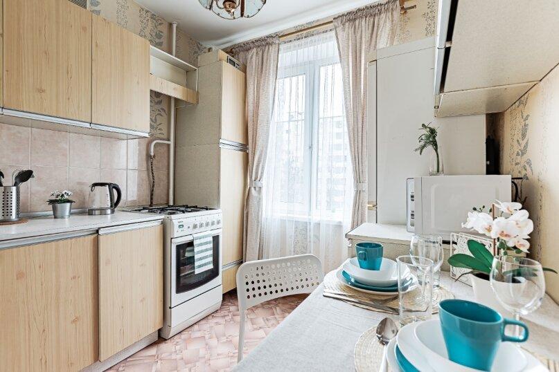 2-комн. квартира, 55 кв.м. на 4 человека, Ореховый бульвар, 14к1, Москва - Фотография 9