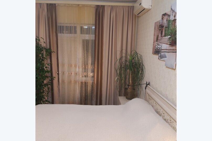 1-комн. квартира, 52 кв.м. на 4 человека, улица Чернышевского, 35, Геленджик - Фотография 1