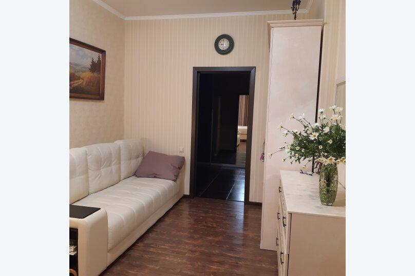1-комн. квартира, 52 кв.м. на 4 человека, улица Чернышевского, 35, Геленджик - Фотография 4