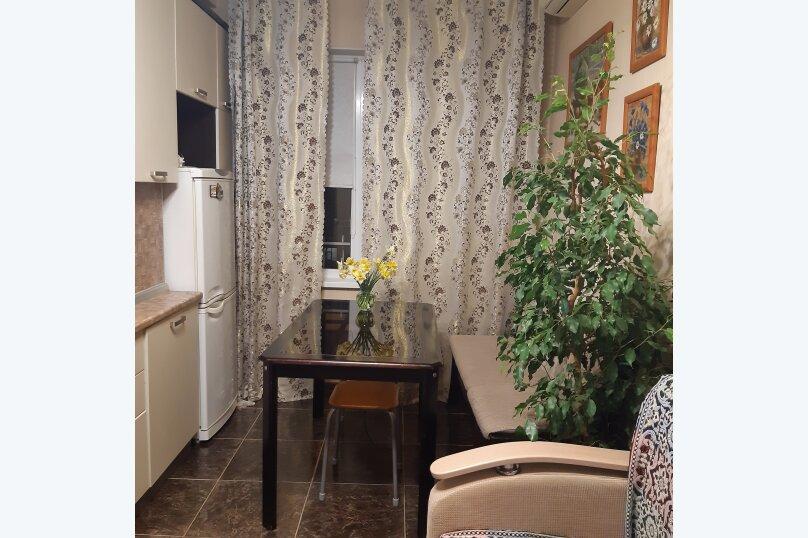 1-комн. квартира, 52 кв.м. на 4 человека, улица Чернышевского, 35, Геленджик - Фотография 5