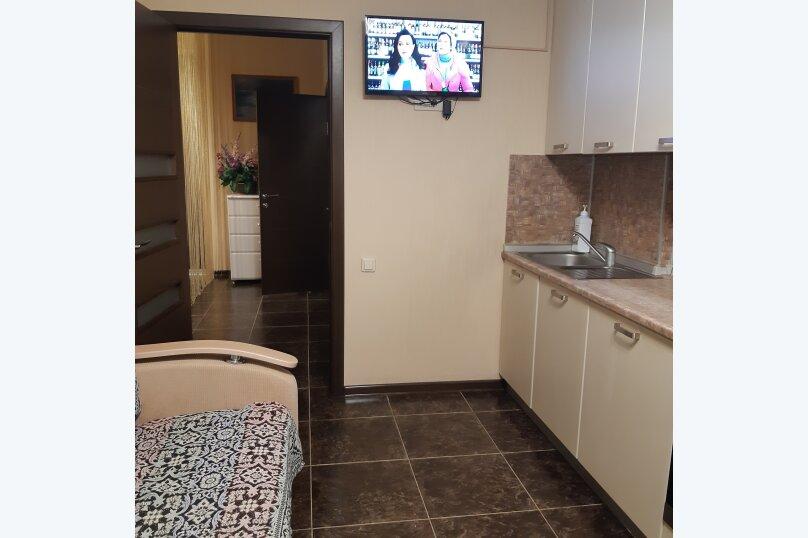 1-комн. квартира, 52 кв.м. на 4 человека, улица Чернышевского, 35, Геленджик - Фотография 6