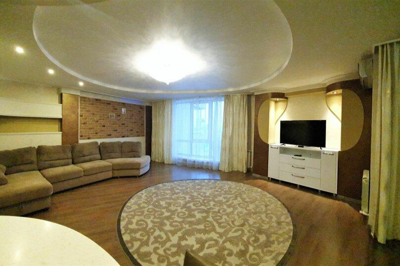 2-комн. квартира, 95 кв.м. на 4 человека, проспект Революции , 9-А, Воронеж - Фотография 14
