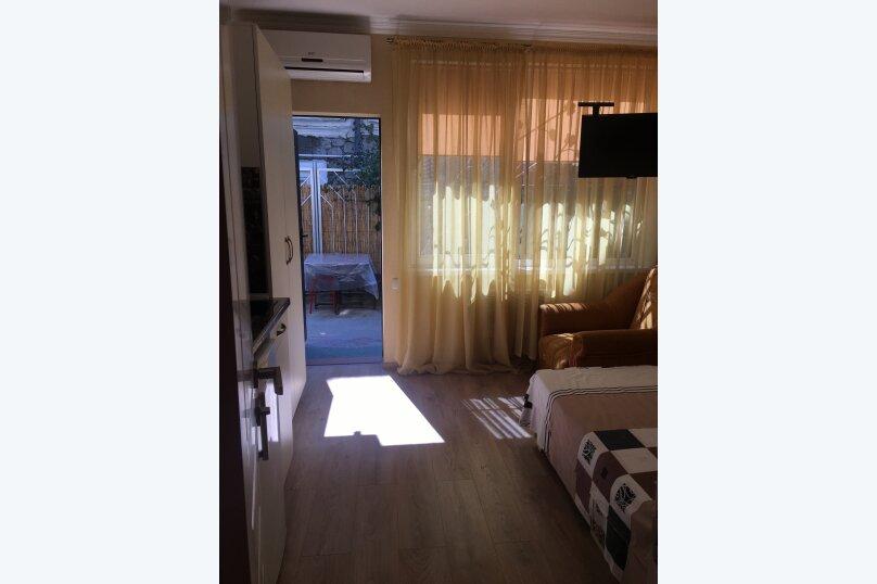 Ялтински дворик домик студия на ЛАВРОВЫ 5, 18 кв.м. на 3 человека, 1 спальня, Лавровый переулок, 5, Ялта - Фотография 11