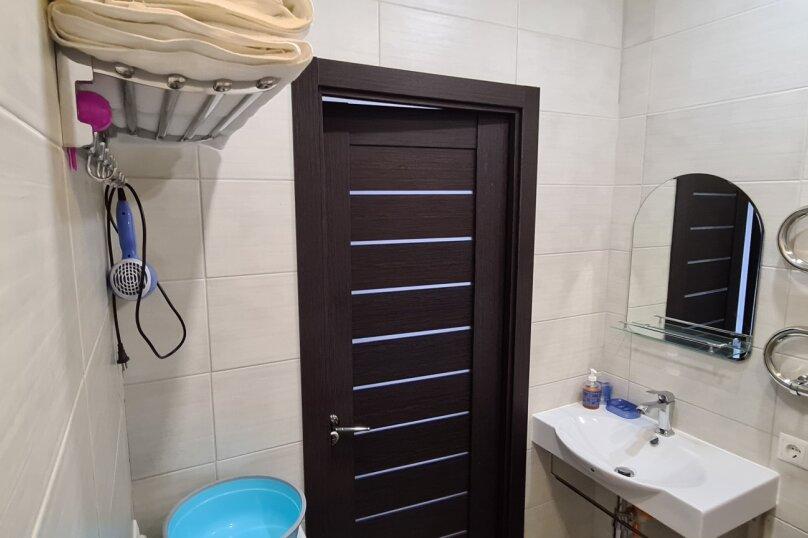 1-комн. квартира, 24 кв.м. на 4 человека, Хадыженская улица, 121, Сочи - Фотография 32