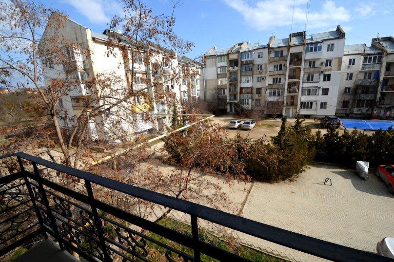 1-комн. квартира, 35 кв.м. на 4 человека, Долинный переулок, 15А, Коктебель - Фотография 6