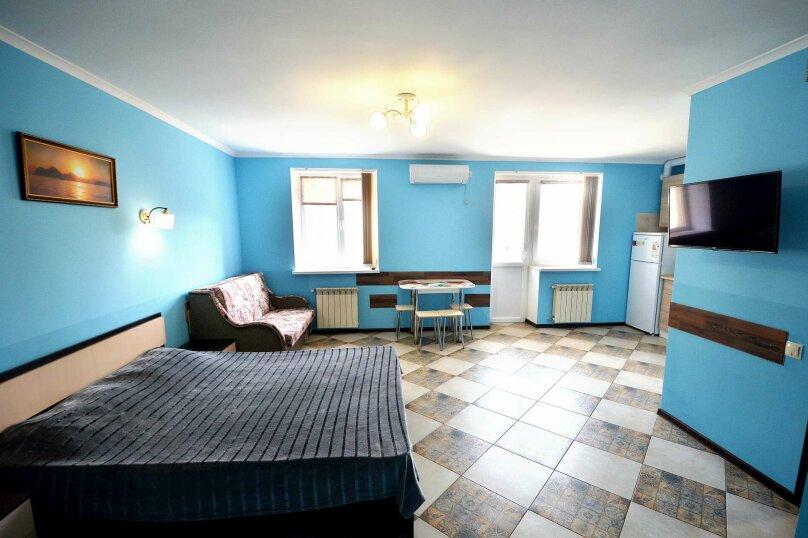 1-комн. квартира, 35 кв.м. на 4 человека, Долинный переулок, 15А, Коктебель - Фотография 10