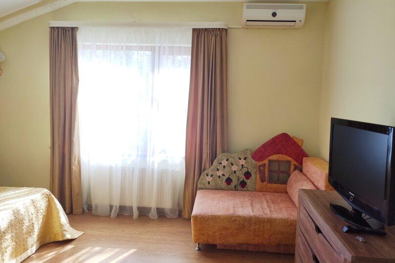 Этаж в коттедже на Красноармейской, 95 кв.м. на 7 человек, 2 спальни, Красноармейская улица, 1, Ялта - Фотография 7