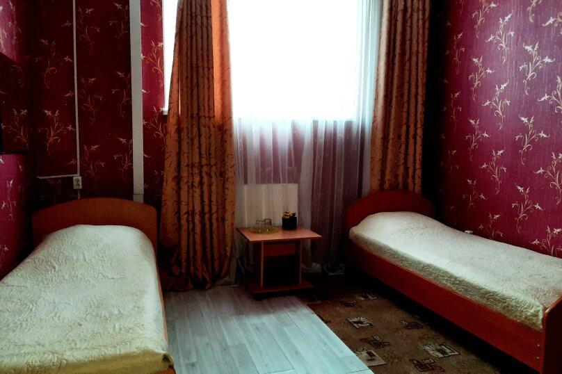 Двухместный номер с 2 раздельными кроватями и душем, Гусарская улица, 4к3, Пушкин - Фотография 1