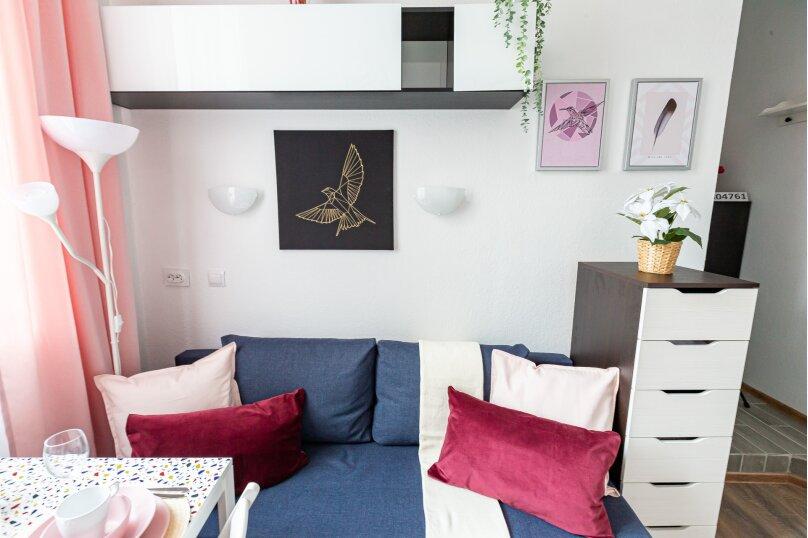 1-комн. квартира, 25 кв.м. на 3 человека, 12-я Парковая улица, 5, Москва - Фотография 1