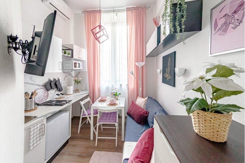 1-комн. квартира, 25 кв.м. на 3 человека, 12-я Парковая улица, 5, Москва - Фотография 3