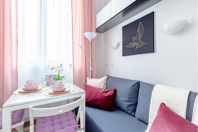 1-комн. квартира, 25 кв.м. на 3 человека, 12-я Парковая улица, 5, Москва - Фотография 6