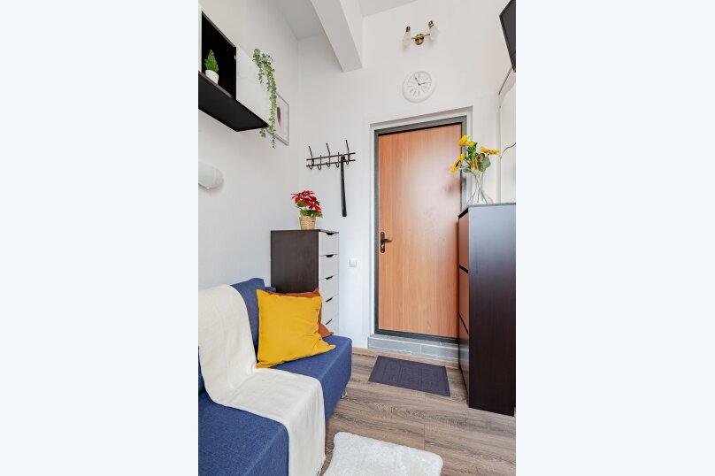1-комн. квартира, 25 кв.м. на 3 человека, 12-я Парковая улица, 5, Москва - Фотография 9