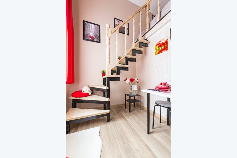 1-комн. квартира, 25 кв.м. на 2 человека, улица Липовой Рощи, 1к1, Москва - Фотография 12