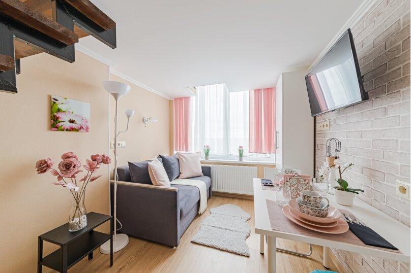 1-комн. квартира, 30 кв.м. на 4 человека, улица Липовой Рощи, 1к1, Москва - Фотография 3