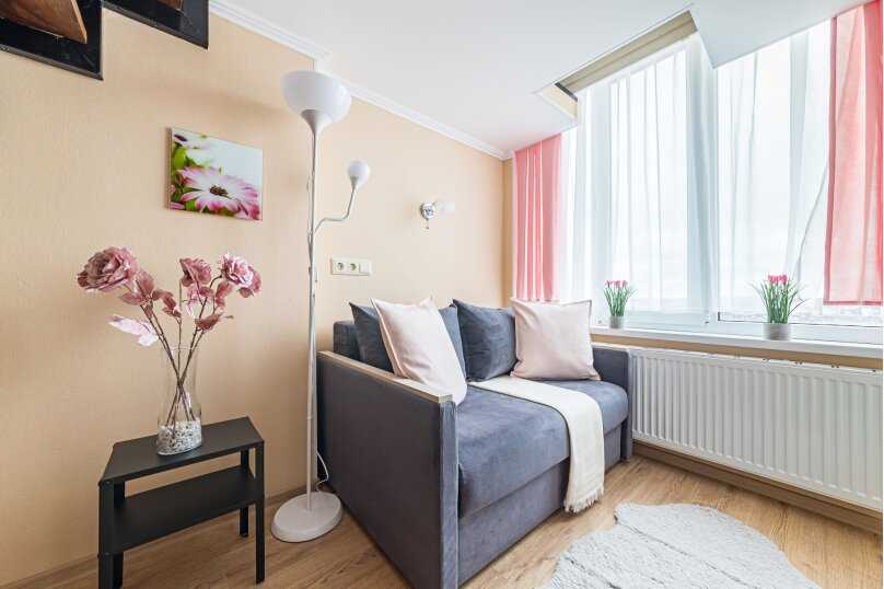 1-комн. квартира, 30 кв.м. на 4 человека, улица Липовой Рощи, 1к1, Москва - Фотография 6