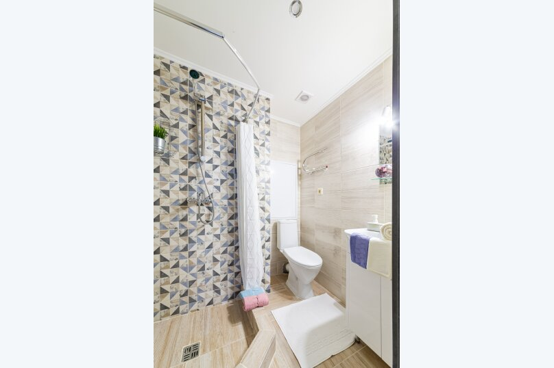 1-комн. квартира, 30 кв.м. на 6 человек, улица Липовой Рощи, 1к1, Москва - Фотография 17