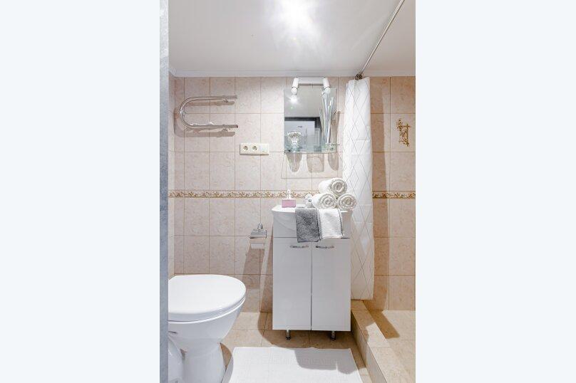 1-комн. квартира, 30 кв.м. на 6 человек, улица Липовой Рощи, 1к1, Москва - Фотография 12