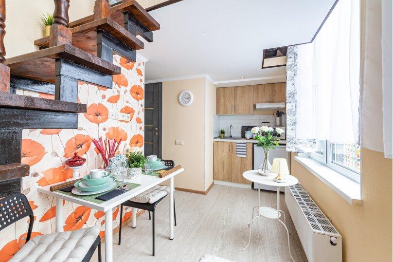 1-комн. квартира, 30 кв.м. на 6 человек, улица Липовой Рощи, 1к1, Москва - Фотография 14
