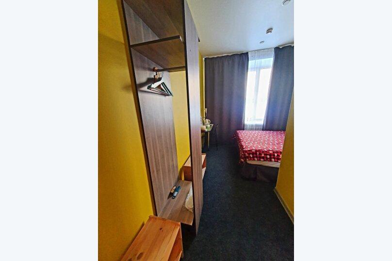 Стандарт двухместный (1 двухспальная кровать), улица Кирова, 48, Кировск - Фотография 3