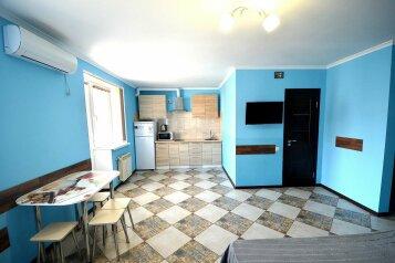 1-комн. квартира, 35 кв.м. на 4 человека, Долинный переулок, 15А, Коктебель - Фотография 1