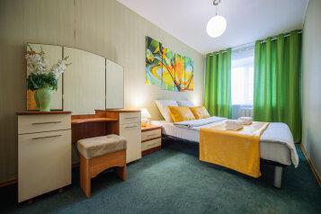 2-комн. квартира, 52 кв.м. на 4 человека, улица Елькина, 59, Челябинск - Фотография 1