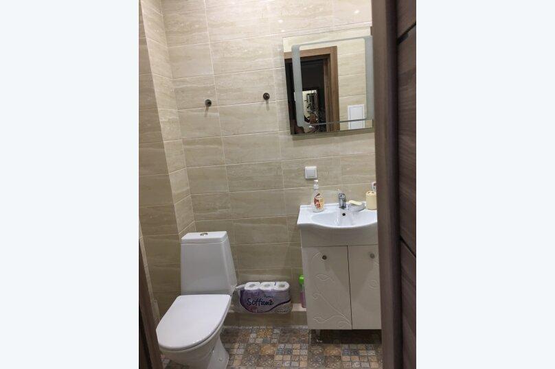 1-комн. квартира, 43 кв.м. на 4 человека, Столетовский проспект, 27, Севастополь - Фотография 20