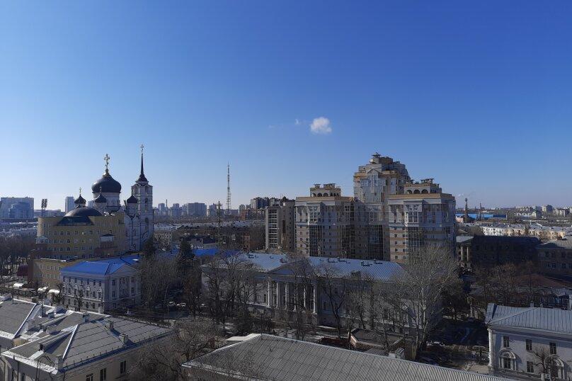 2-комн. квартира, 95 кв.м. на 4 человека, проспект Революции , 9-А, Воронеж - Фотография 18