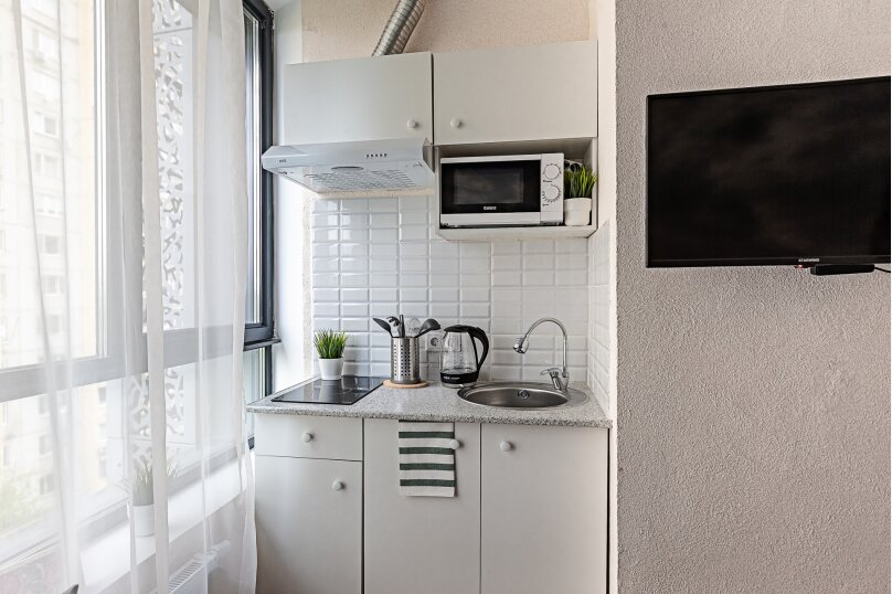 1-комн. квартира, 25 кв.м. на 2 человека, проезд Серебрякова, 11к4, Москва - Фотография 9