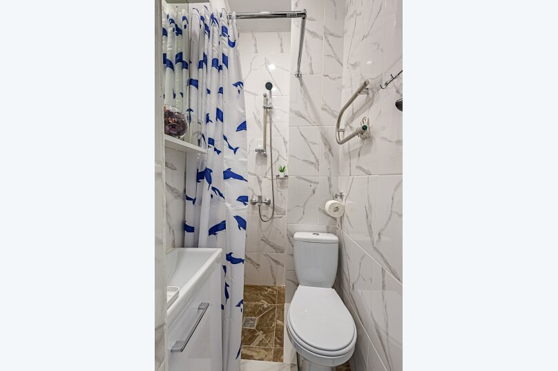 1-комн. квартира, 25 кв.м. на 2 человека, проезд Серебрякова, 11к4, Москва - Фотография 3