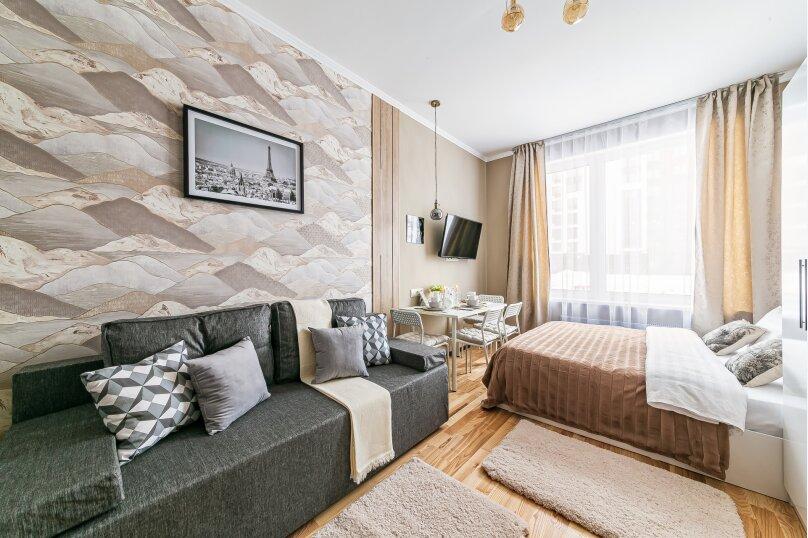 1-комн. квартира, 25 кв.м. на 5 человек, проспект Магеллана, 2, Москва - Фотография 4