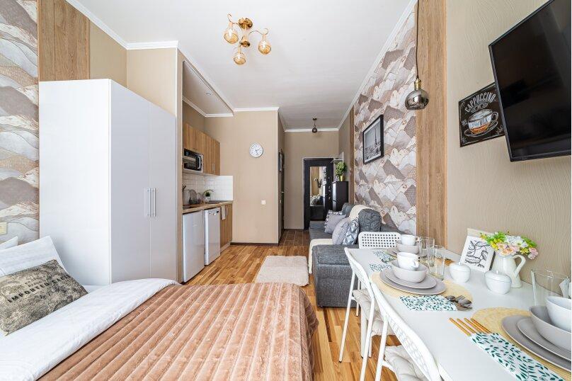 1-комн. квартира, 25 кв.м. на 5 человек, проспект Магеллана, 2, Москва - Фотография 5