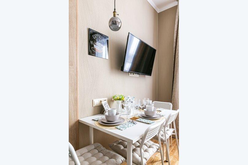 1-комн. квартира, 25 кв.м. на 5 человек, проспект Магеллана, 2, Москва - Фотография 8