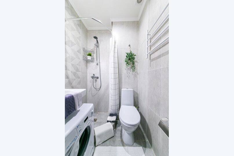 1-комн. квартира, 25 кв.м. на 5 человек, проспект Магеллана, 2, Москва - Фотография 10