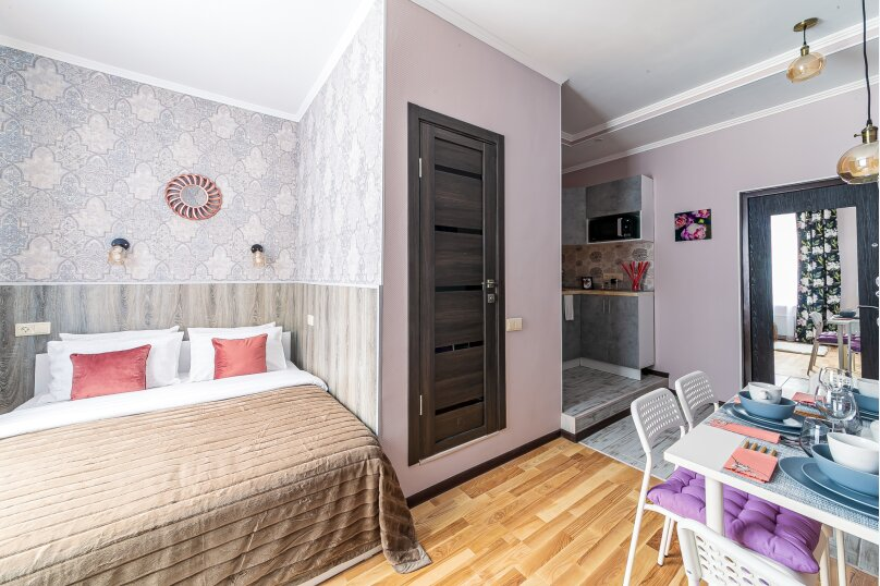 1-комн. квартира, 25 кв.м. на 5 человек, проспект Магеллана, 2, Москва - Фотография 3