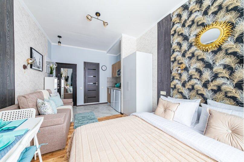 1-комн. квартира, 25 кв.м. на 3 человека, проспект Магеллана, 2, Москва - Фотография 5