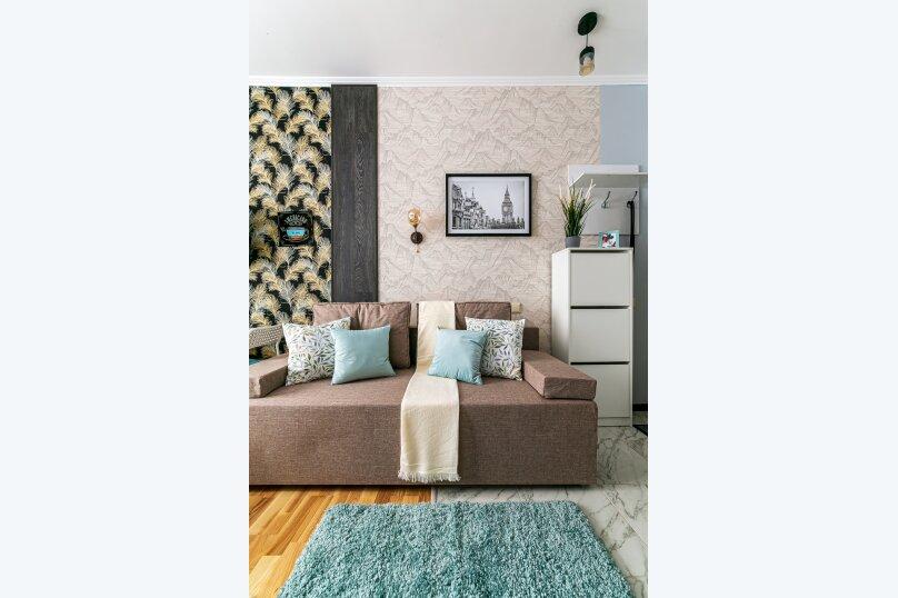 1-комн. квартира, 25 кв.м. на 3 человека, проспект Магеллана, 2, Москва - Фотография 8