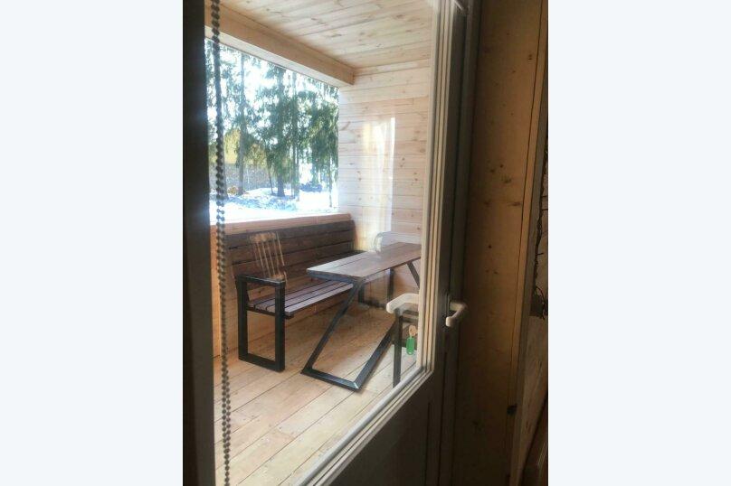 Дом, 54 кв.м. на 6 человек, 2 спальни, с/п Селищенское, нп т/б Чайка, Селище - Фотография 19