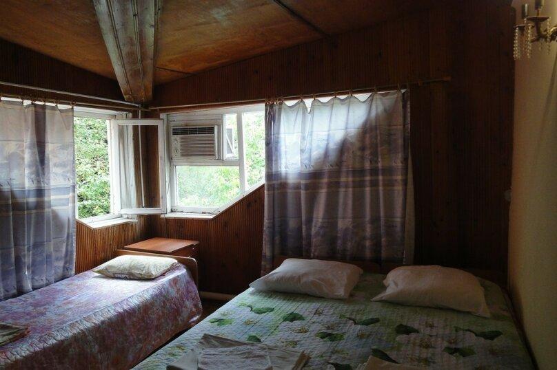 Часть дома в центре города Анапа с отдельным входом, 90 кв.м. на 10 человек, 4 спальни, Терская улица, 21, Анапа - Фотография 21