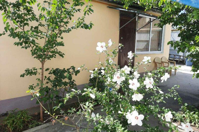 Уютный дом, 3 спальни, до 6 человек, 70 кв.м. на 6 человек, 3 спальни, Виноградная улица, 1, Судак - Фотография 1