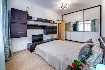 1-комн. квартира, 38 кв.м. на 2 человека, улица Адмирала Черокова, 20, Санкт-Петербург - Фотография 1