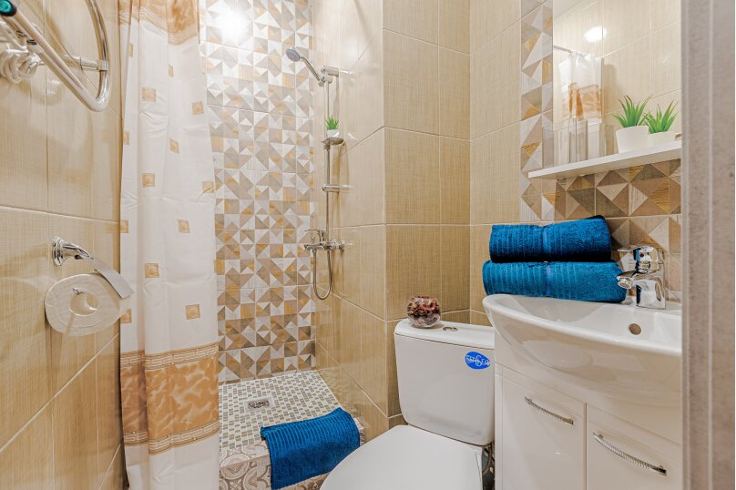 1-комн. квартира, 25 кв.м. на 2 человека, Сколковская улица, 1Б, Москва - Фотография 9